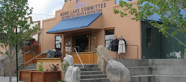 Mono Lake Committee Information Center and Bookstore