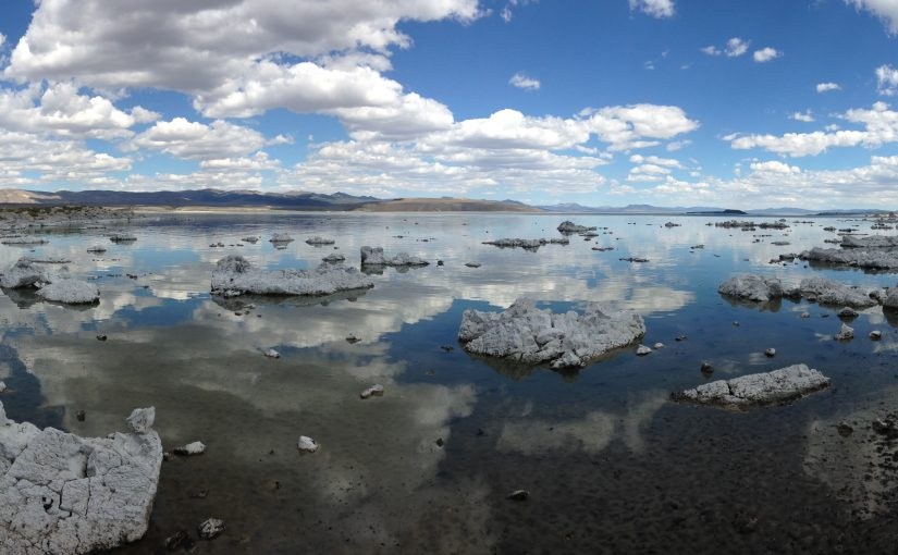 Visiting Old Marina – Mono Lake Mobile